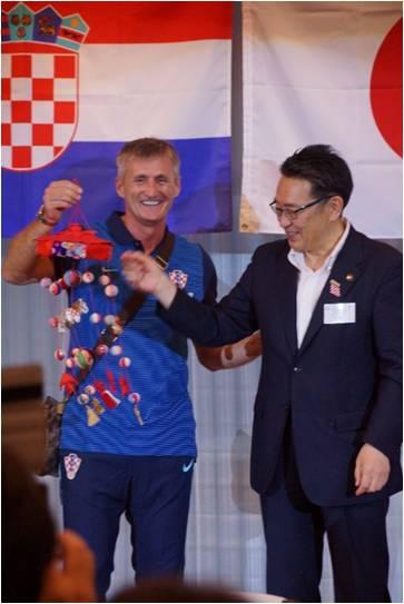 クロアチアホストタウン推進事業...